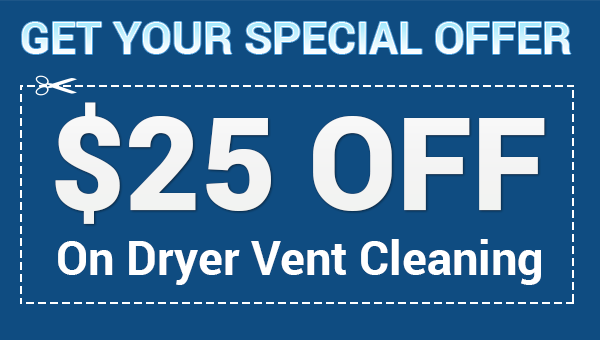 911 Dryer Vent Cleaning Houston TX Special Offer